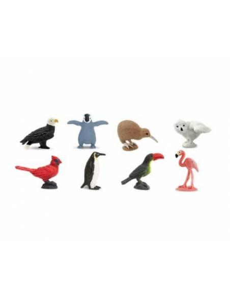 Minis Pájaros  Miniaturas de Safari