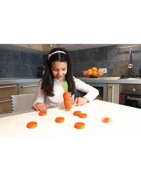 Rebana la zanahoria  Juegos de mesa