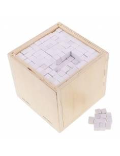*Caja de volumen - 1000 cubos de 1x1x1