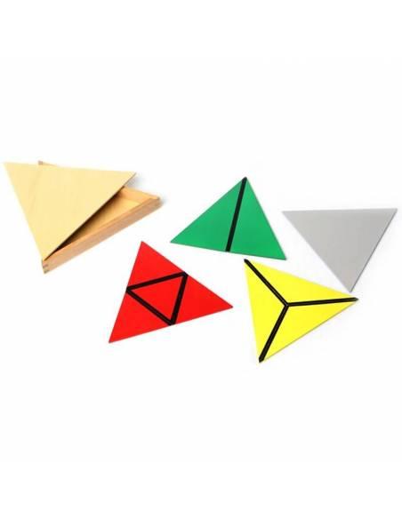 Constructive Triangles Set