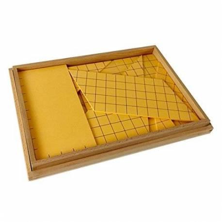 material para calcular areas