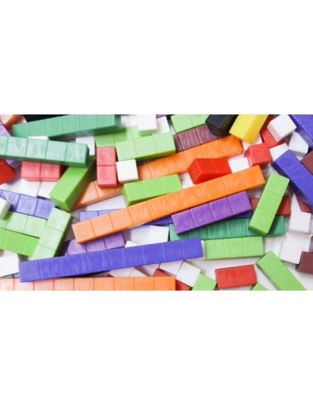 186 Regletas en plástico dentadas  Regletas