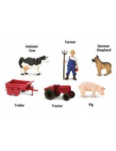 La vida en la granja