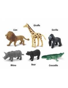animales sabana