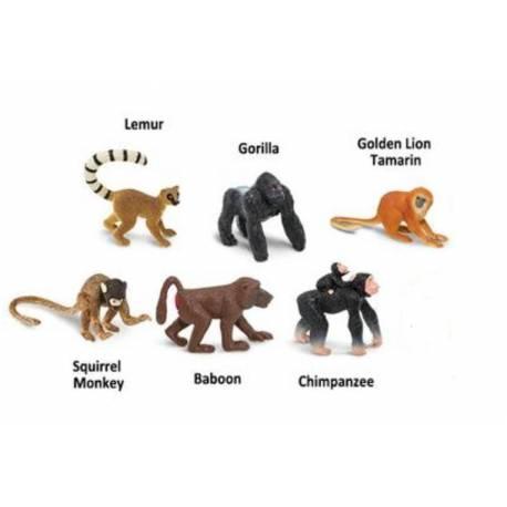 Monos y simios  Toobs Animales