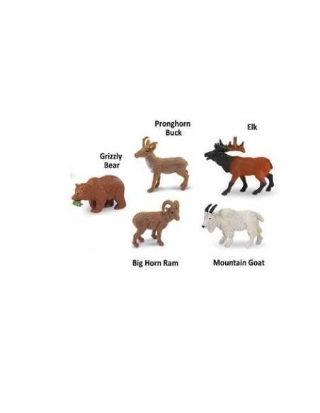 Norte América  Toobs Animales
