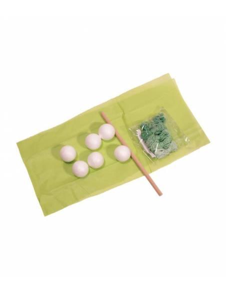 Móvil bebé Gobbi DIY - Verde  Bebés