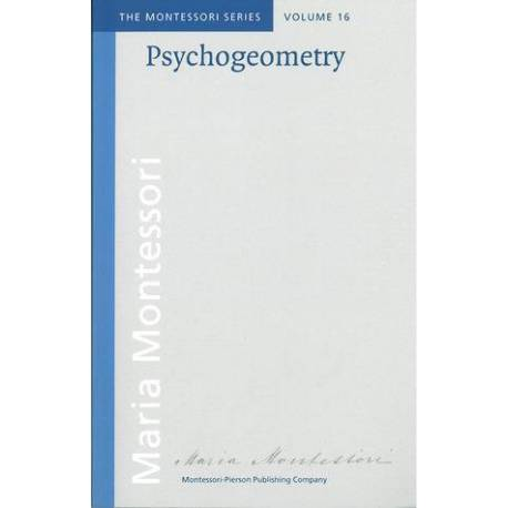 Vol 16: Psychogeometry, paperback