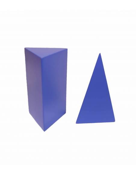 Sólidos geométricos azules  Sensorial