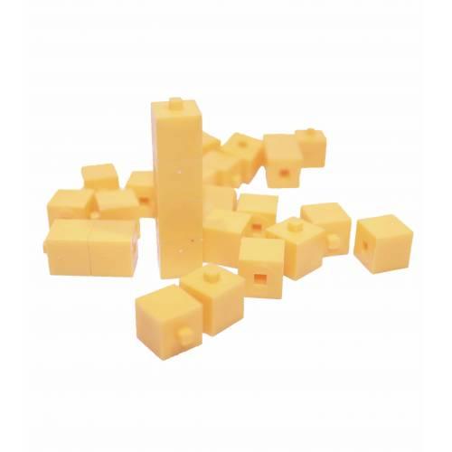 piezas encajables plástico