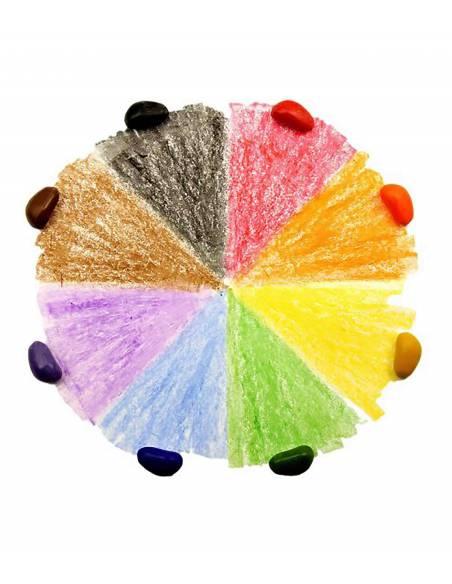 Crayon rocks - Pinturas 8 uds  Más de 3 años