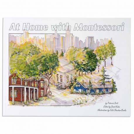 At Home with Montessori  Montessori guide books
