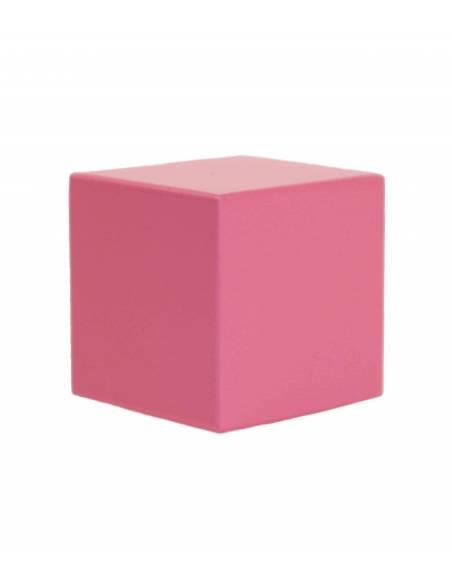 cubo torre rosa
