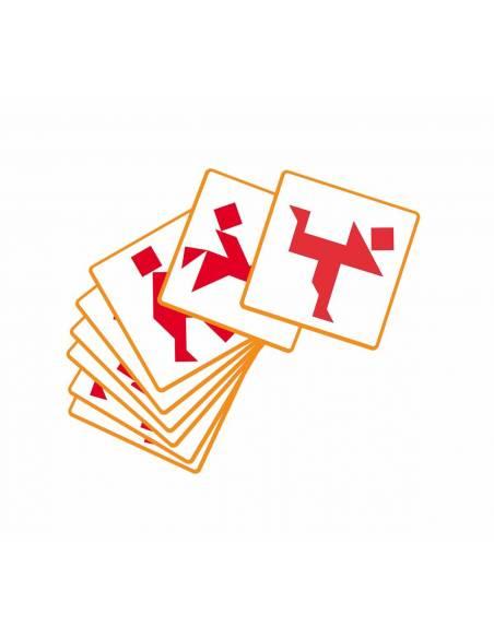 Juego Tangram  Juegos de mesa