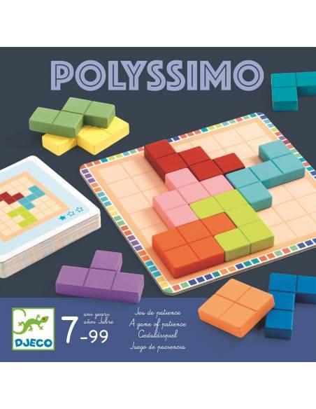 Juego Polyssimo  Juegos de mesa