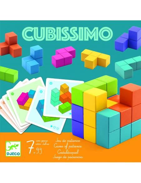 Juego Cubissimo  Juegos de mesa