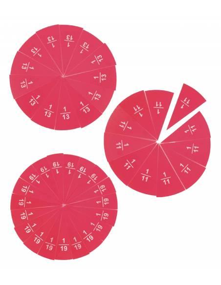Caja de fracciones 11/20  Geometría y Álgebra