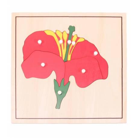 Puzzle Flor