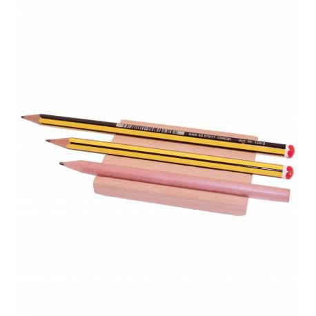 Soporte para 3 lápices