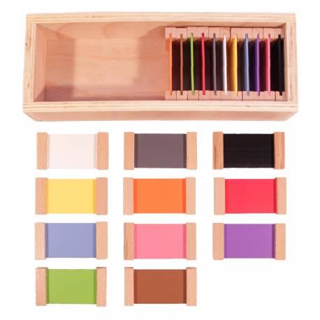 Caja de color nº 2  Sensorial