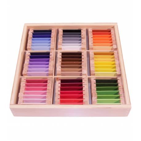 Caja de color nº 3