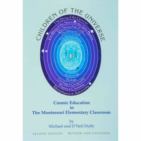Children of the Universe  Montessori guide books