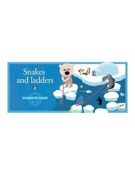Escaleras y serpientes  Juegos de mesa