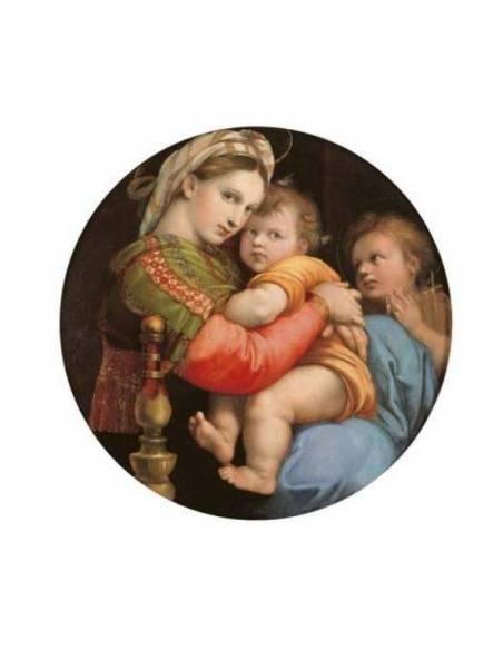 Madonna de la silla  Música y Arte