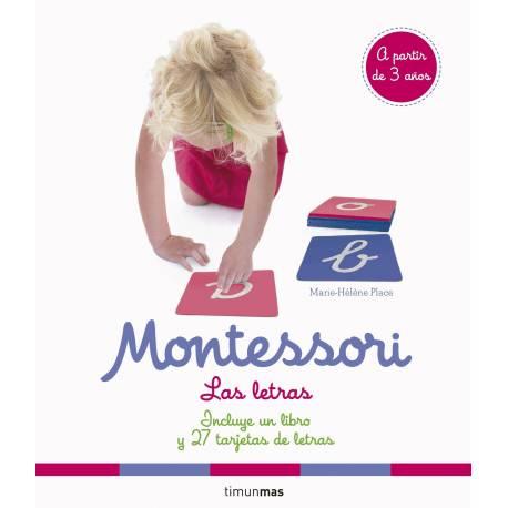Montessori Las Letras