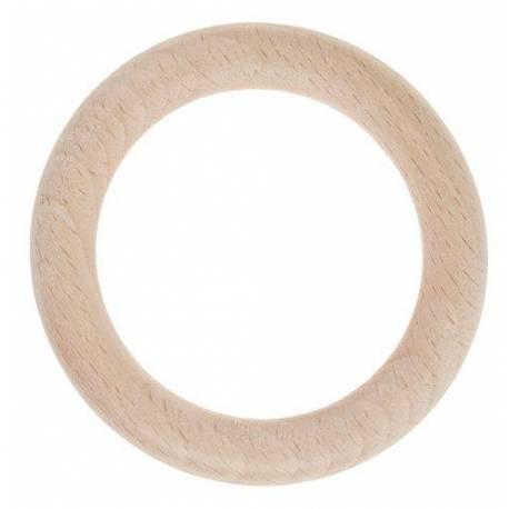 Anilla de madera 70/50mm