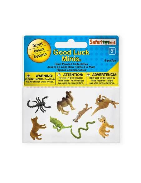 Minis Desierto  Good Luck Minis