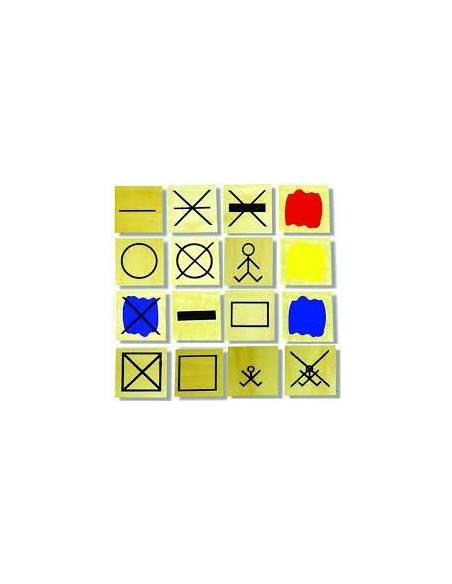 Atributos para bloques lógicos  Razonamiento lógico