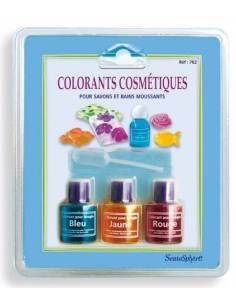 Colorantes cosmetica