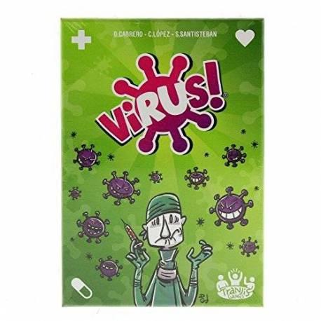 Virus: juego de cartas
