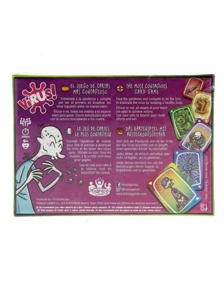 Virus: juego de cartas  Juegos de mesa