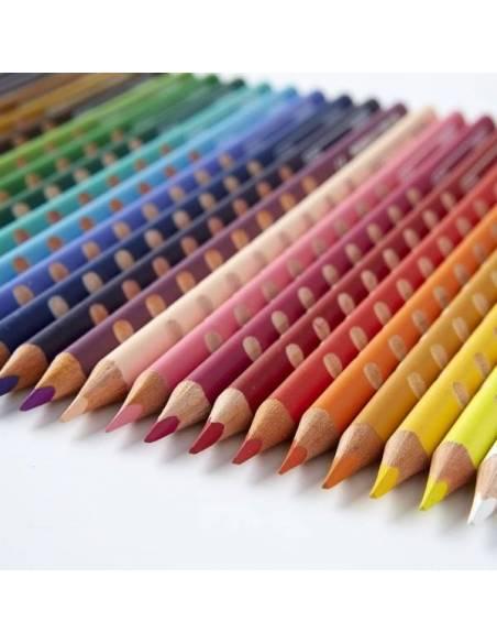 24 lápices de madera triangular Lyra