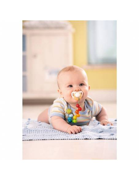 Cadena con clip Arco Iris  Bebés