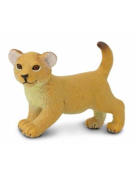 Cría de león  Animales Grandes