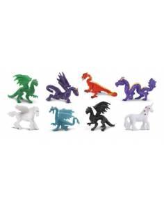 Minis fantasía con dragones