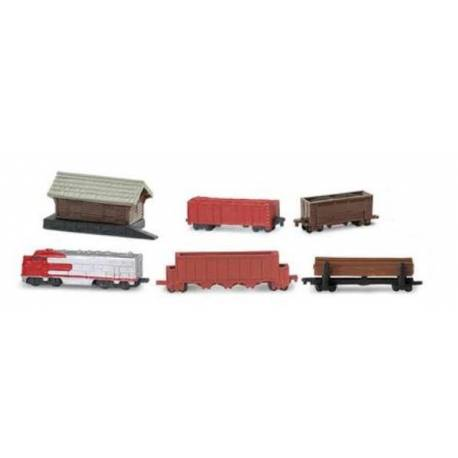 Trenes y vagones