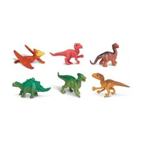 Bebés dinosaurios