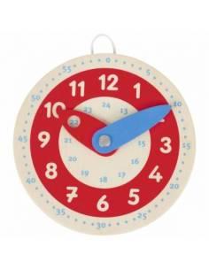 Reloj en madera MINI