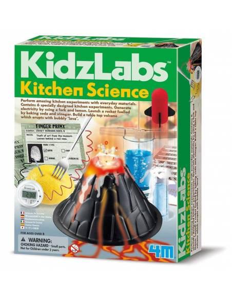 Science Kitchen Kit  Ciencia y medio ambiente