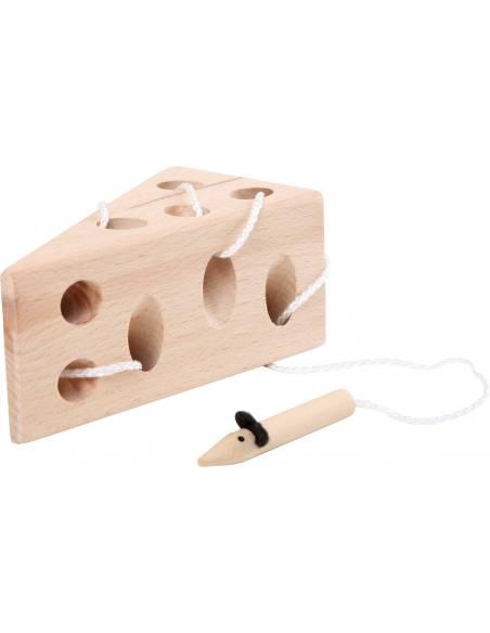 Queso y ratón  Juguetes Sensoriales