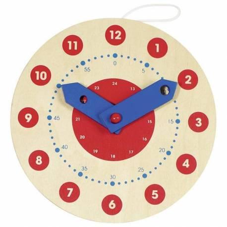 Reloj en madera  Tiempo