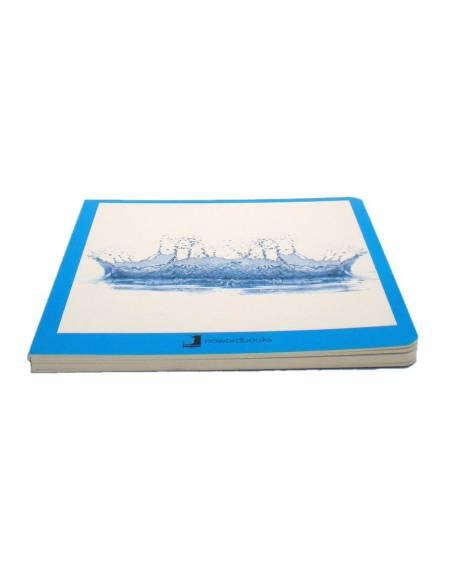 Cuento Imágenes Agua Cartón  Libros para bebés
