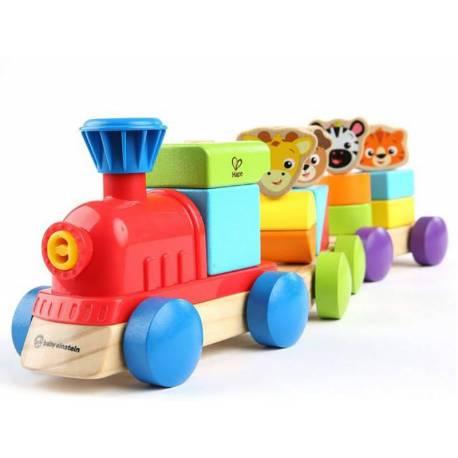 Tren de bloques Baby Einstein