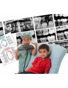 Juegos dentales para niños
