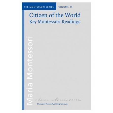Vol 14 Citizen of the World  Books by María Montessori