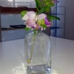 Flores en el aula montessori